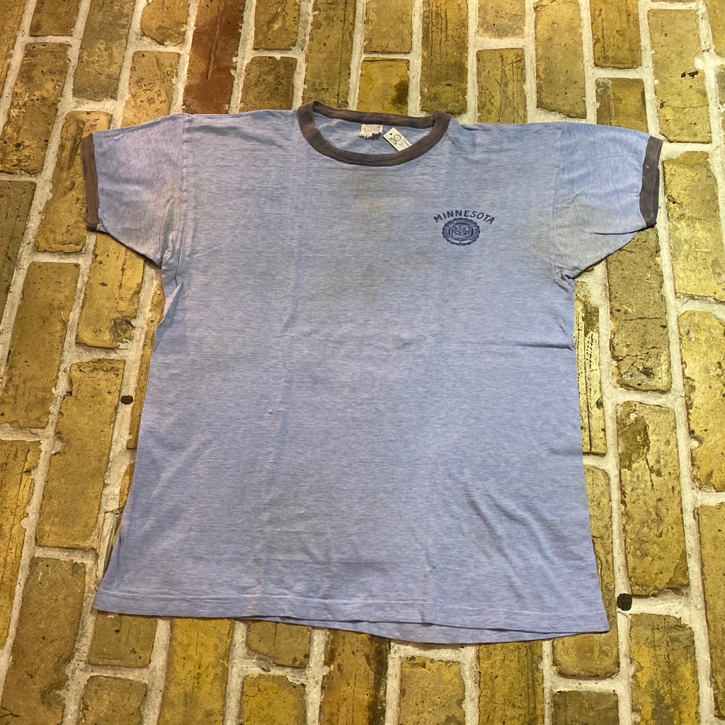 マグネッツ神戸店 Vintage Ringer T-Shirt!!!_c0078587_13393592.jpg