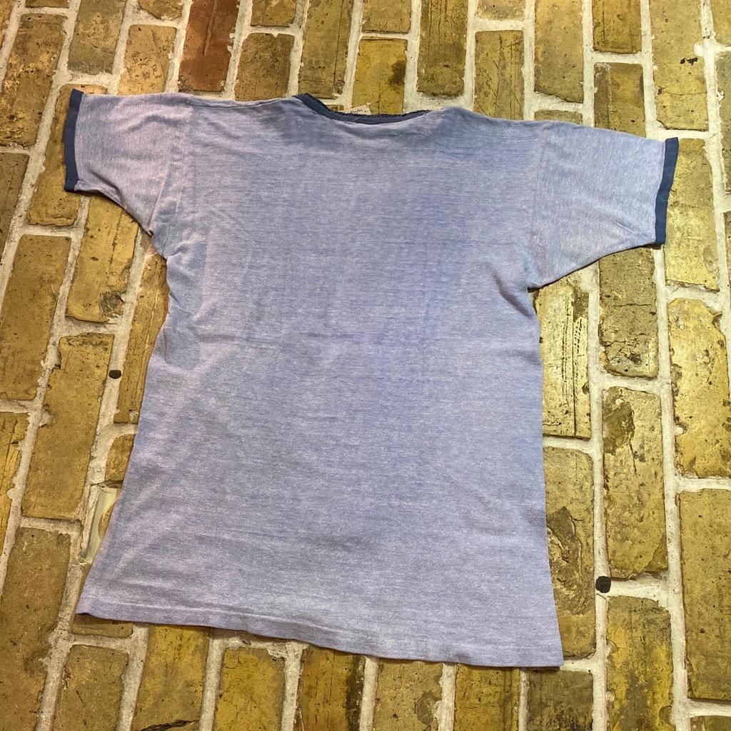 マグネッツ神戸店 Vintage Ringer T-Shirt!!!_c0078587_13423869.jpg