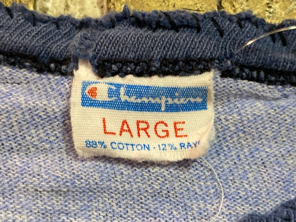 マグネッツ神戸店 Vintage Ringer T-Shirt!!!_c0078587_13423881.jpg