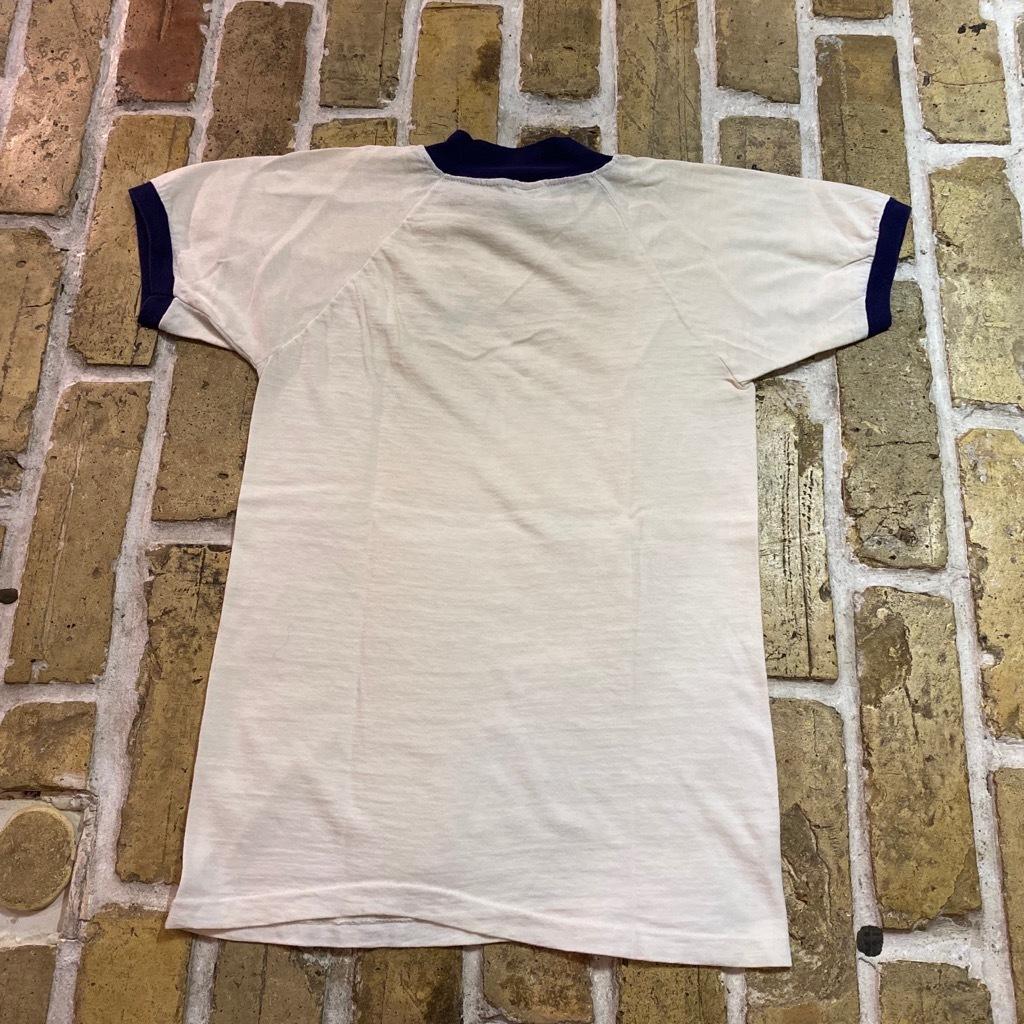 マグネッツ神戸店 Vintage Ringer T-Shirt!!!_c0078587_13431801.jpg