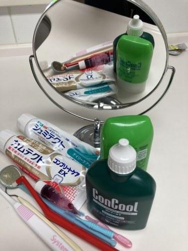 Oral care / koba_d0135801_16572128.jpg