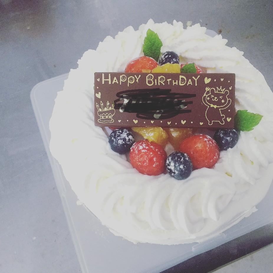 お誕生日ケーキ_e0226604_20393779.jpg