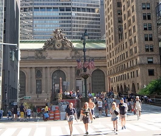 ニューヨーク観光旅行の知られざる最強おすすめイベント、サマー・ストリート_b0007805_23214488.jpg