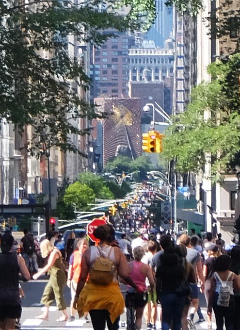 ニューヨーク観光旅行の知られざる最強おすすめイベント、サマー・ストリート_b0007805_23215835.jpg