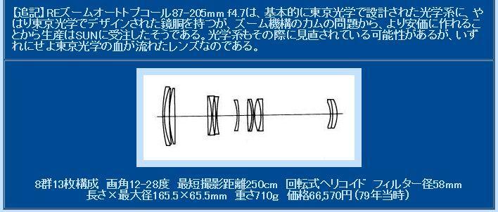 サン System Zoom 85-210mm F4.8 の 話し_b0069128_15141400.jpg