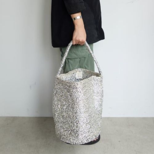 【再入荷】RECTANGLE : Silver Basket_a0234452_11451188.jpg