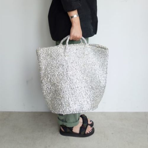 【再入荷】RECTANGLE : Silver Basket_a0234452_11451732.jpg