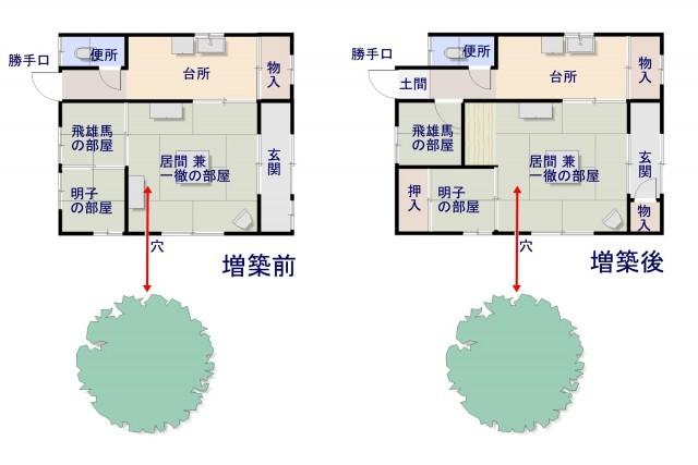 星飛雄馬の家 増築後_b0092858_08133169.jpg