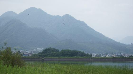 久しぶりの信州 ~上田市のため池~_a0268377_21345759.jpg