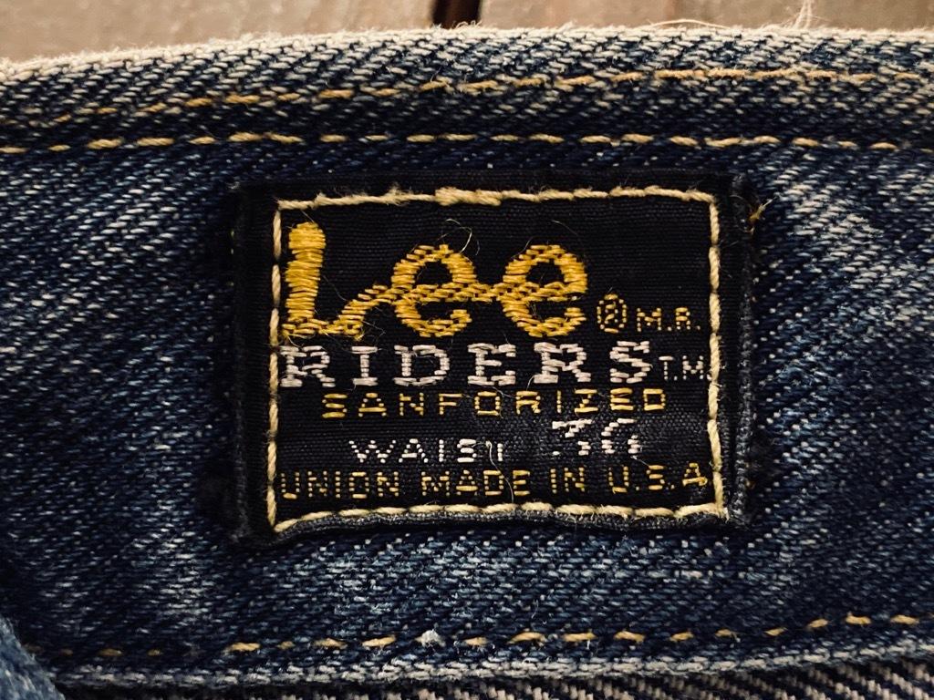 マグネッツ神戸店 Lee Reiders  101Z , 200!!!_c0078587_13132162.jpg