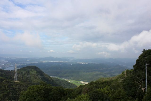熊山登山 権現道コースを登る!の巻_f0325295_14035726.jpg
