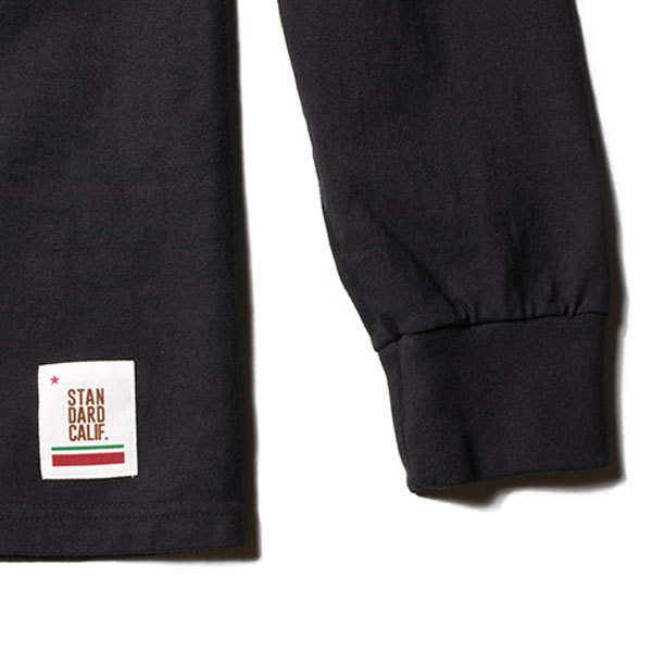 【DELIVERY】 STANDARD CALIFORNIA - Heavyweight Pocket Long Sleeve T_a0076701_16170355.jpg