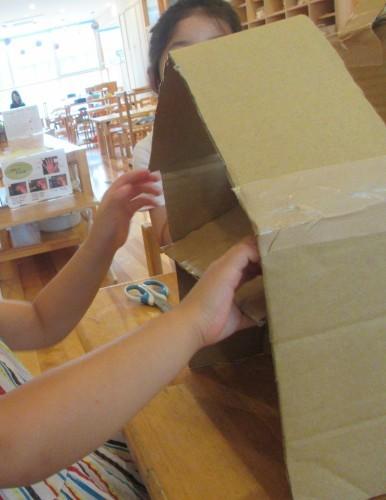 様々な素材で家作りをしたよ!_d0362121_10350553.jpg