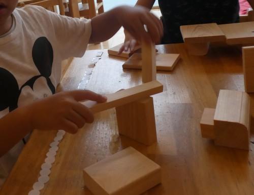 様々な素材で家作りをしたよ!_d0362121_10465568.jpg