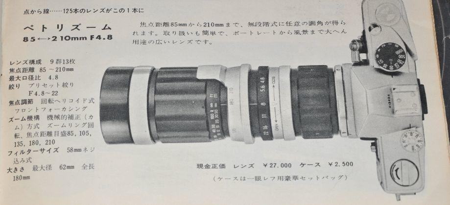 サン System Zoom 85-210mm F4.8 の 話し_b0069128_12474566.jpg