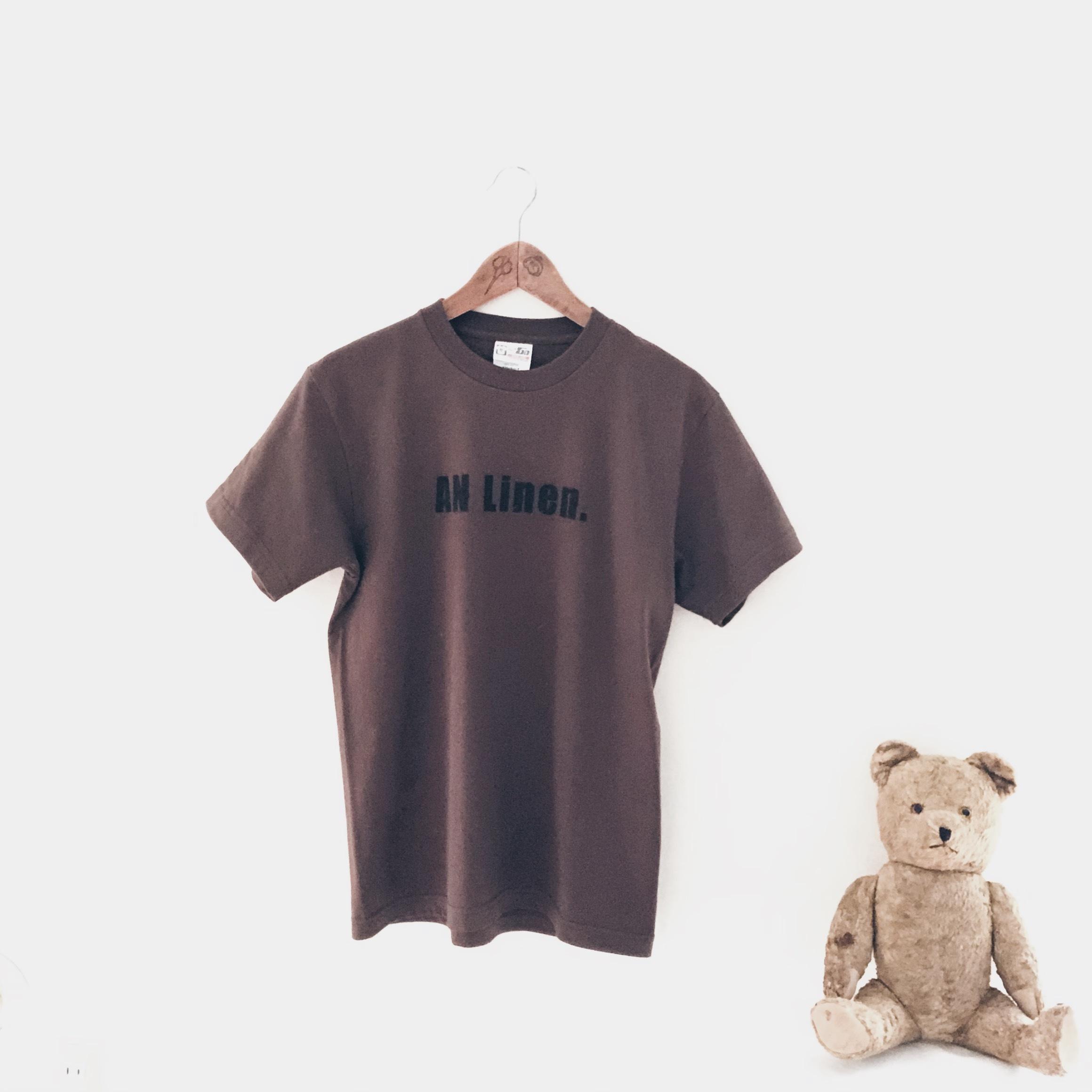 AN Linen.ロゴTシャツ販売のお知らせ_a0389638_23443391.jpeg