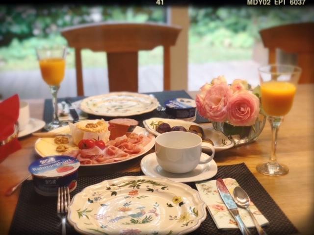 HSPとは!?〜素敵な朝食タイム♪〜_c0194065_22212526.jpg
