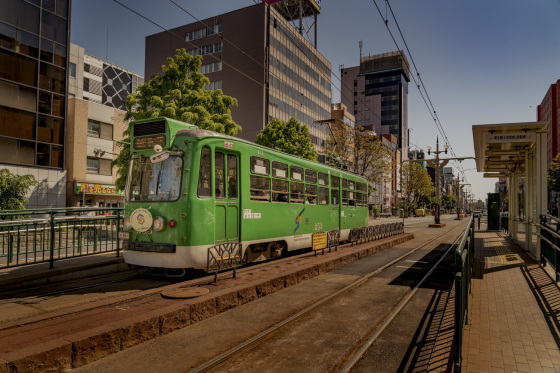 北海道札幌市「市内電車」_a0096313_15010645.jpg