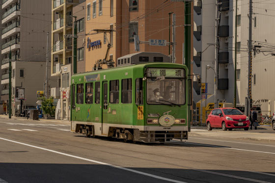 北海道札幌市「市内電車」_a0096313_15011151.jpg