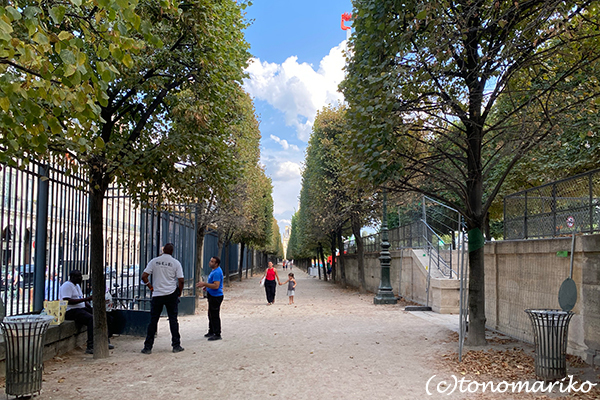 パリに帰ってきた半日後、レストランで働くことに?!_c0024345_16182386.jpg