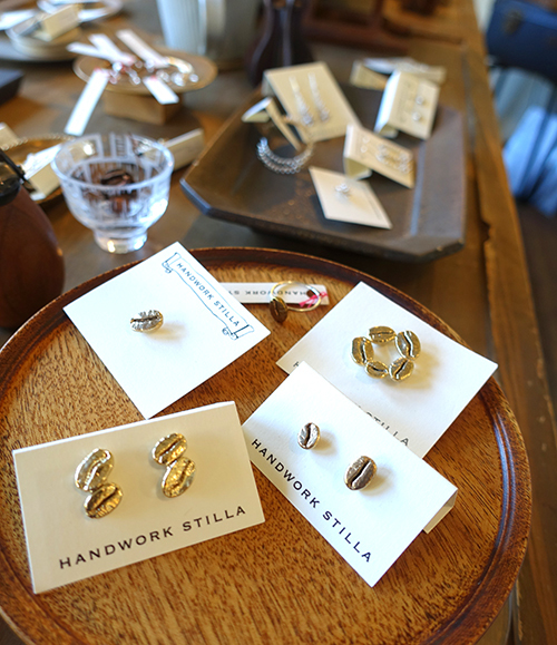 【APARTMENT at miniZ】HANDWORK STILLA/カワムラ帽子店/ナカオランプ_a0017350_15292410.jpg