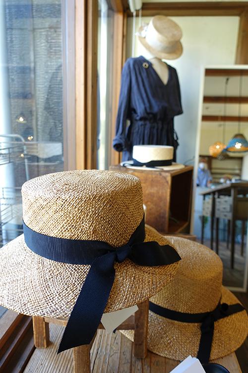 【APARTMENT at miniZ】HANDWORK STILLA/カワムラ帽子店/ナカオランプ_a0017350_15292643.jpg