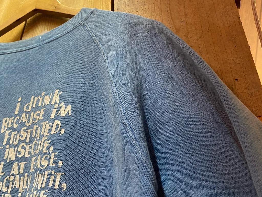 8月19日(水)マグネッツ大阪店秋物ヴィンテージ入荷日 #3 Vintage Sweat編!!Champion RunnersTag,SolidTag&Dr.Shock!!_c0078587_12430685.jpg