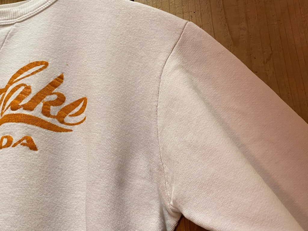 8月19日(水)マグネッツ大阪店秋物ヴィンテージ入荷日 #3 Vintage Sweat編!!Champion RunnersTag,SolidTag&Dr.Shock!!_c0078587_12451744.jpg