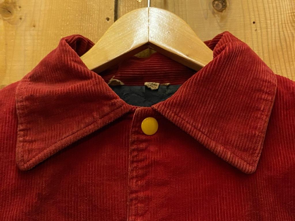 8月19日(水)マグネッツ大阪店秋物ヴィンテージ入荷日 #4 Vintage Varsity JKT編Parrt1!!Cotton,Corduroy&Satin!!_c0078587_13005374.jpg