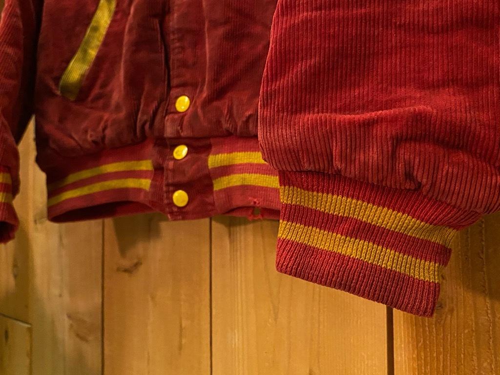 8月19日(水)マグネッツ大阪店秋物ヴィンテージ入荷日 #4 Vintage Varsity JKT編Parrt1!!Cotton,Corduroy&Satin!!_c0078587_13005892.jpg