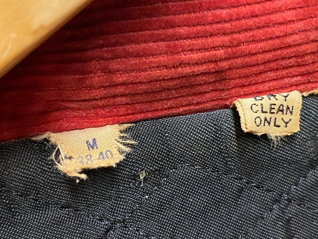 8月19日(水)マグネッツ大阪店秋物ヴィンテージ入荷日 #4 Vintage Varsity JKT編Parrt1!!Cotton,Corduroy&Satin!!_c0078587_13005899.jpg
