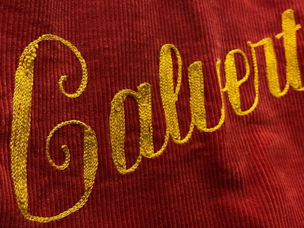 8月19日(水)マグネッツ大阪店秋物ヴィンテージ入荷日 #4 Vintage Varsity JKT編Parrt1!!Cotton,Corduroy&Satin!!_c0078587_13010791.jpg