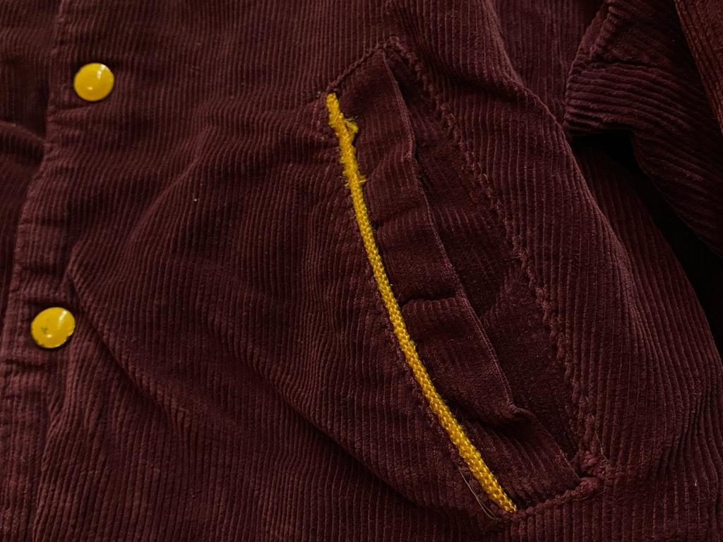 8月19日(水)マグネッツ大阪店秋物ヴィンテージ入荷日 #4 Vintage Varsity JKT編Parrt1!!Cotton,Corduroy&Satin!!_c0078587_13025930.jpg