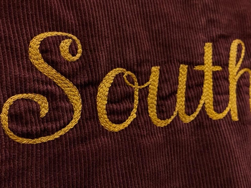 8月19日(水)マグネッツ大阪店秋物ヴィンテージ入荷日 #4 Vintage Varsity JKT編Parrt1!!Cotton,Corduroy&Satin!!_c0078587_13030743.jpg