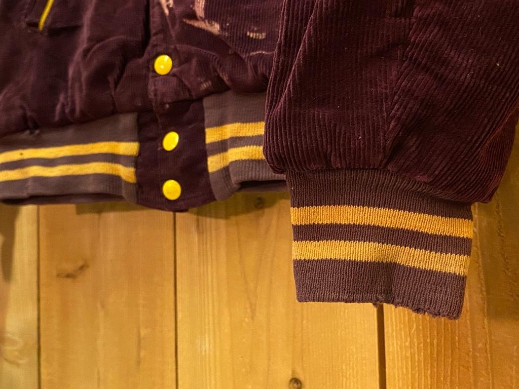 8月19日(水)マグネッツ大阪店秋物ヴィンテージ入荷日 #4 Vintage Varsity JKT編Parrt1!!Cotton,Corduroy&Satin!!_c0078587_13042528.jpg