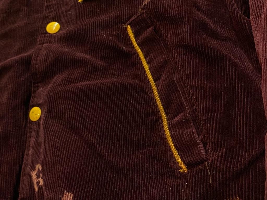 8月19日(水)マグネッツ大阪店秋物ヴィンテージ入荷日 #4 Vintage Varsity JKT編Parrt1!!Cotton,Corduroy&Satin!!_c0078587_13042662.jpg