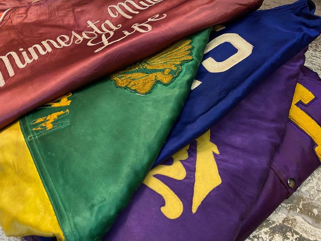 8月19日(水)マグネッツ大阪店秋物ヴィンテージ入荷日 #4 Vintage Varsity JKT編Parrt1!!Cotton,Corduroy&Satin!!_c0078587_13055285.jpg