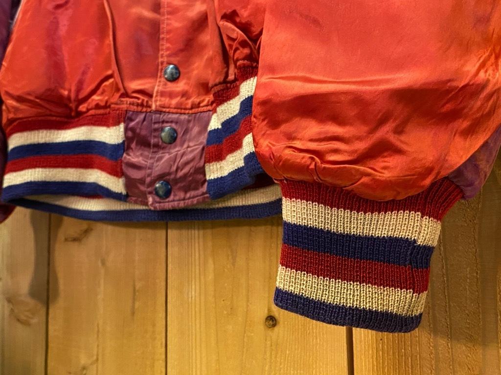 8月19日(水)マグネッツ大阪店秋物ヴィンテージ入荷日 #4 Vintage Varsity JKT編Parrt1!!Cotton,Corduroy&Satin!!_c0078587_13060806.jpg