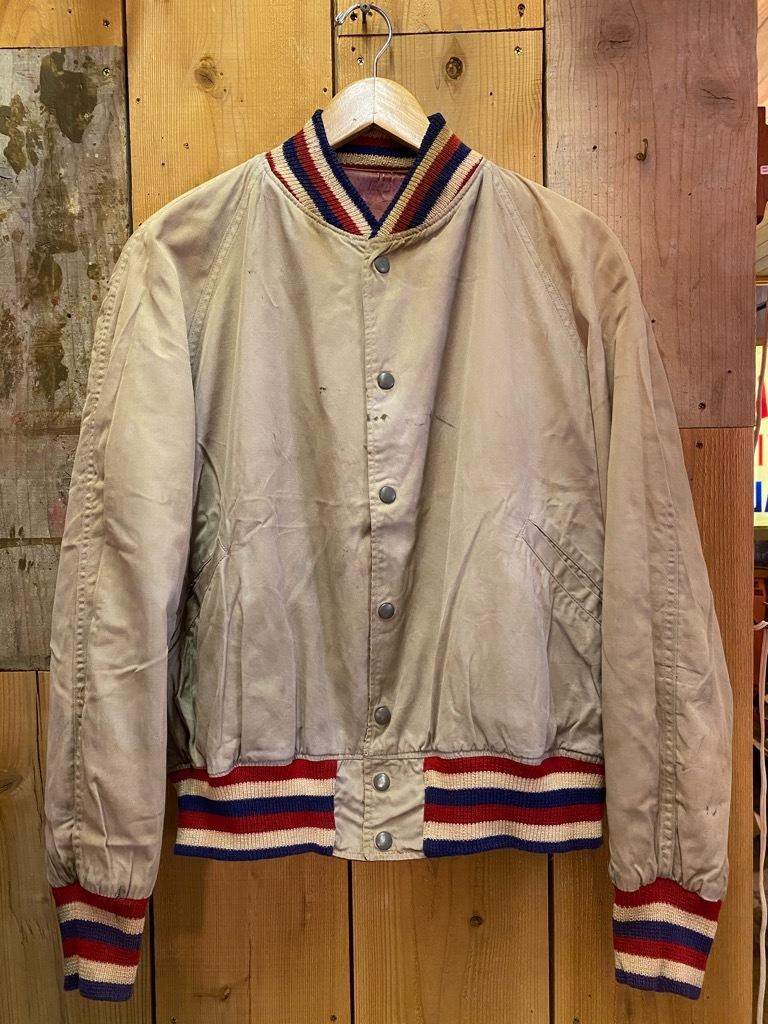 8月19日(水)マグネッツ大阪店秋物ヴィンテージ入荷日 #4 Vintage Varsity JKT編Parrt1!!Cotton,Corduroy&Satin!!_c0078587_13061638.jpg