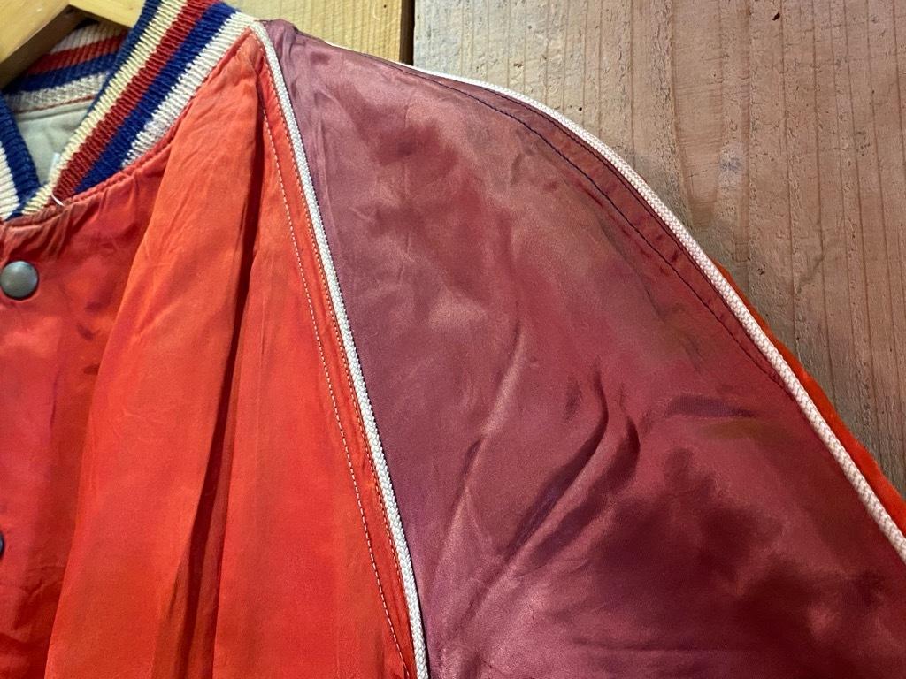 8月19日(水)マグネッツ大阪店秋物ヴィンテージ入荷日 #4 Vintage Varsity JKT編Parrt1!!Cotton,Corduroy&Satin!!_c0078587_13070811.jpg