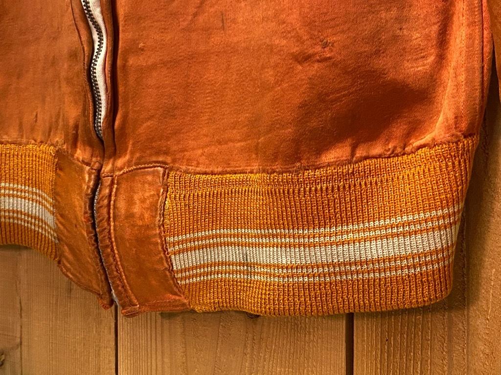 8月19日(水)マグネッツ大阪店秋物ヴィンテージ入荷日 #4 Vintage Varsity JKT編Parrt1!!Cotton,Corduroy&Satin!!_c0078587_17315805.jpg