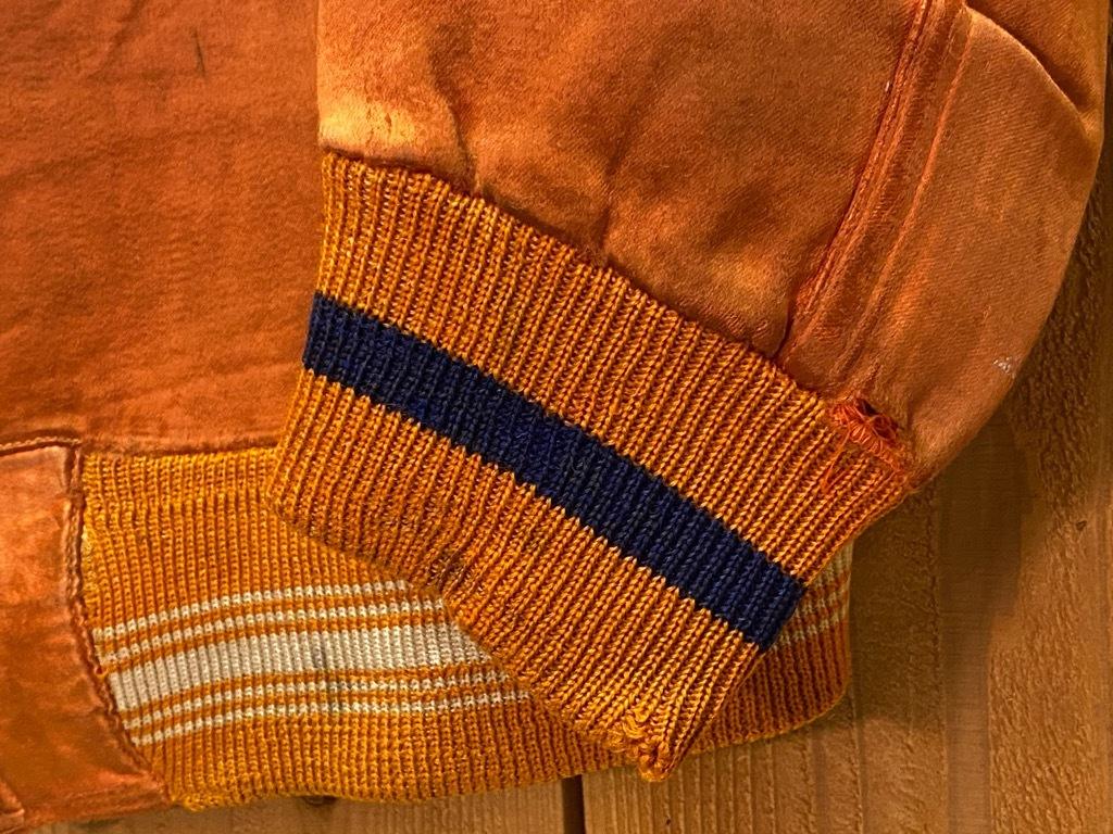 8月19日(水)マグネッツ大阪店秋物ヴィンテージ入荷日 #4 Vintage Varsity JKT編Parrt1!!Cotton,Corduroy&Satin!!_c0078587_17315992.jpg