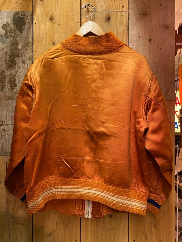 8月19日(水)マグネッツ大阪店秋物ヴィンテージ入荷日 #4 Vintage Varsity JKT編Parrt1!!Cotton,Corduroy&Satin!!_c0078587_17320372.jpg
