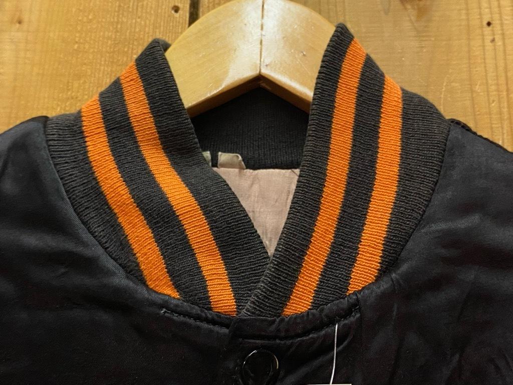 8月19日(水)マグネッツ大阪店秋物ヴィンテージ入荷日 #4 Vintage Varsity JKT編Parrt1!!Cotton,Corduroy&Satin!!_c0078587_17325373.jpg