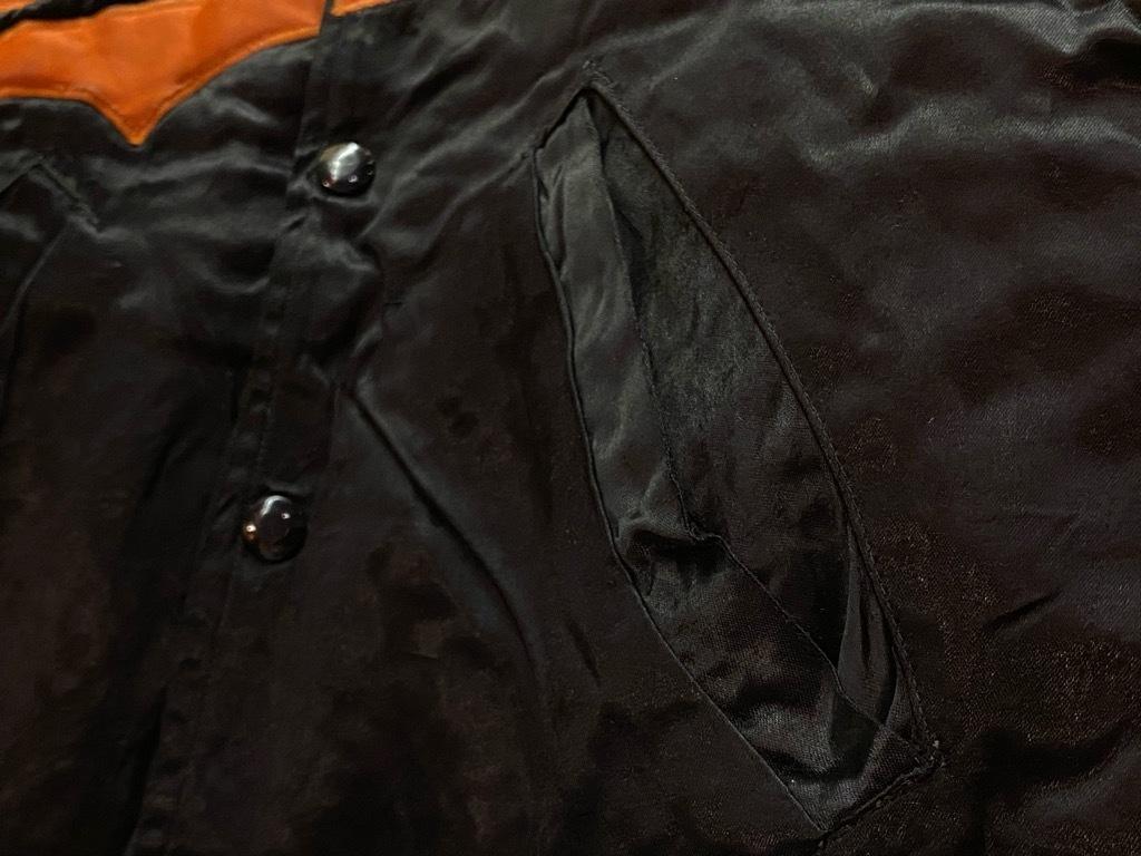 8月19日(水)マグネッツ大阪店秋物ヴィンテージ入荷日 #4 Vintage Varsity JKT編Parrt1!!Cotton,Corduroy&Satin!!_c0078587_17325743.jpg
