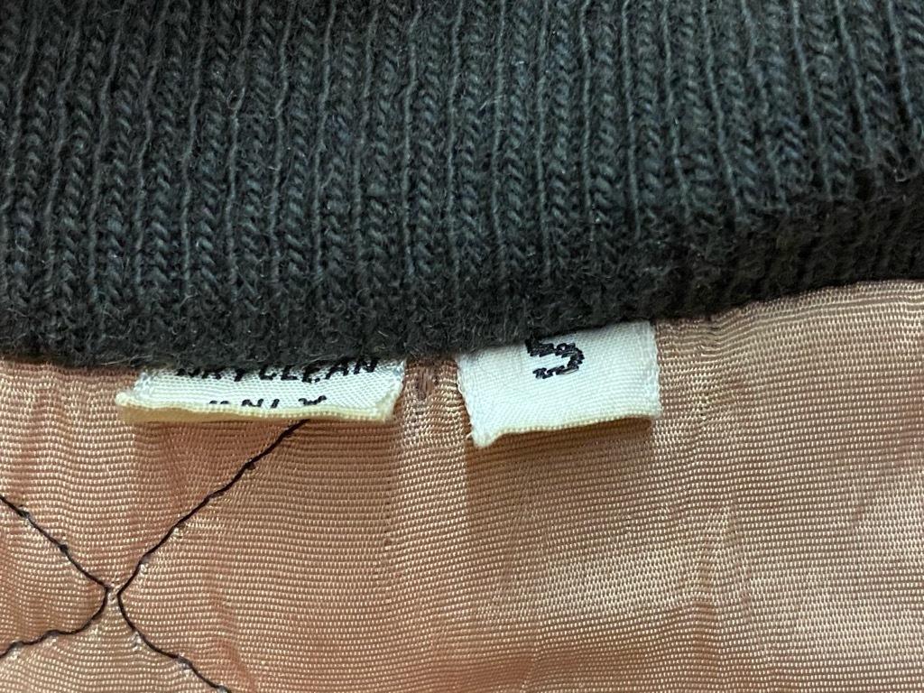 8月19日(水)マグネッツ大阪店秋物ヴィンテージ入荷日 #4 Vintage Varsity JKT編Parrt1!!Cotton,Corduroy&Satin!!_c0078587_17330062.jpg