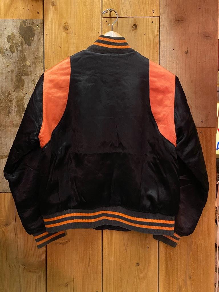 8月19日(水)マグネッツ大阪店秋物ヴィンテージ入荷日 #4 Vintage Varsity JKT編Parrt1!!Cotton,Corduroy&Satin!!_c0078587_17330459.jpg