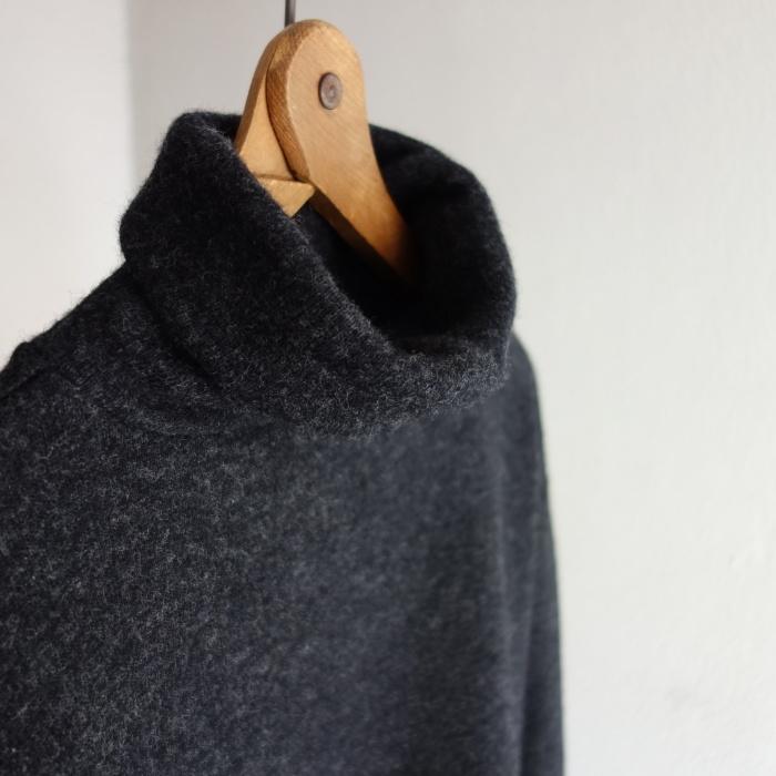 10月の製作 / DA woolknit highneck longsleeve_e0130546_15121270.jpg