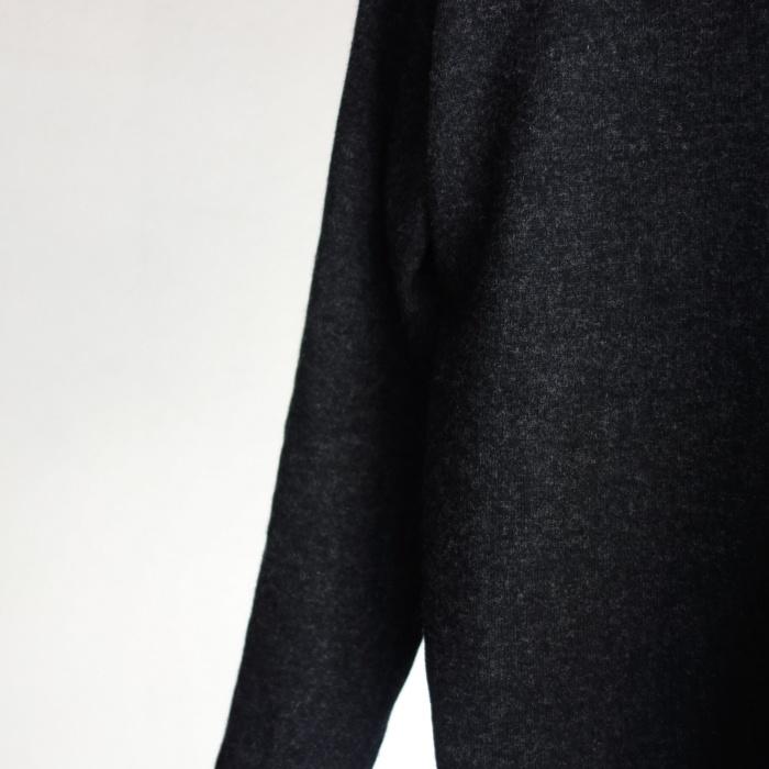 10月の製作 / DA woolknit highneck longsleeve_e0130546_15124226.jpg
