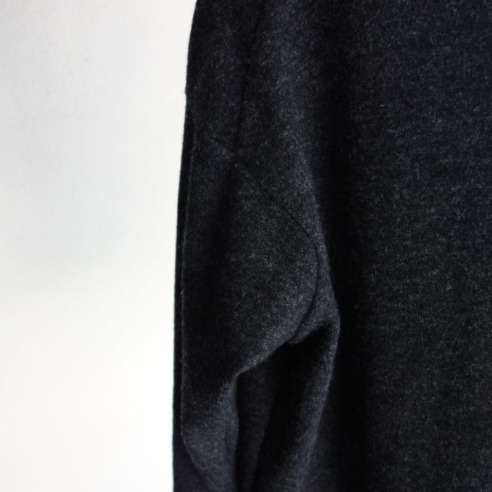 10月の製作 / DA woolknit highneck longsleeve_e0130546_15132924.jpg